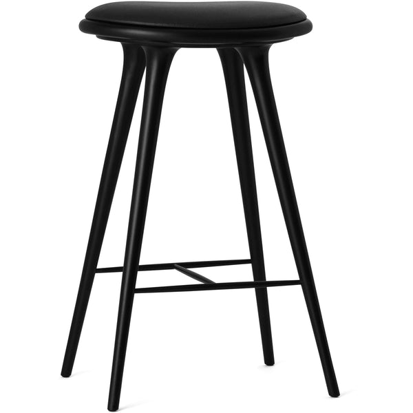 Black Lacquer Space Stools