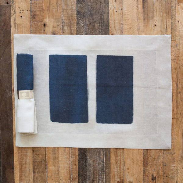 Seagram Linen Placemat (Set of Four)
