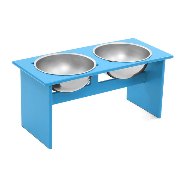 Minimalist Double Dog Bowl - Large
