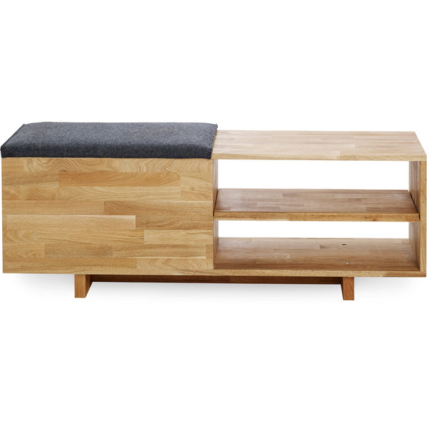 LAX Storage Bench