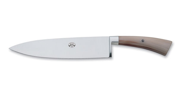 Ox Horn Handle Chef's Knife - 8""