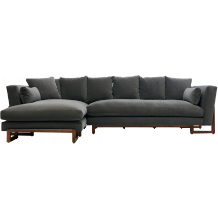 Artless LRG Sectional Foam Right Side Chaise