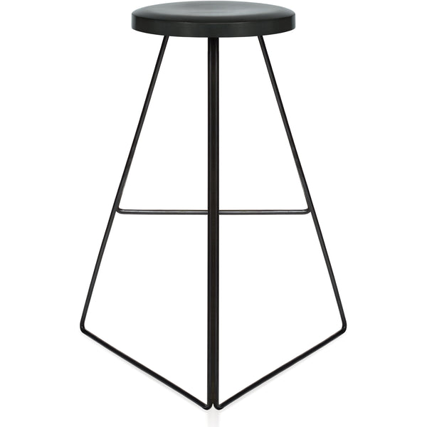 The Coleman Stool - Charcoal