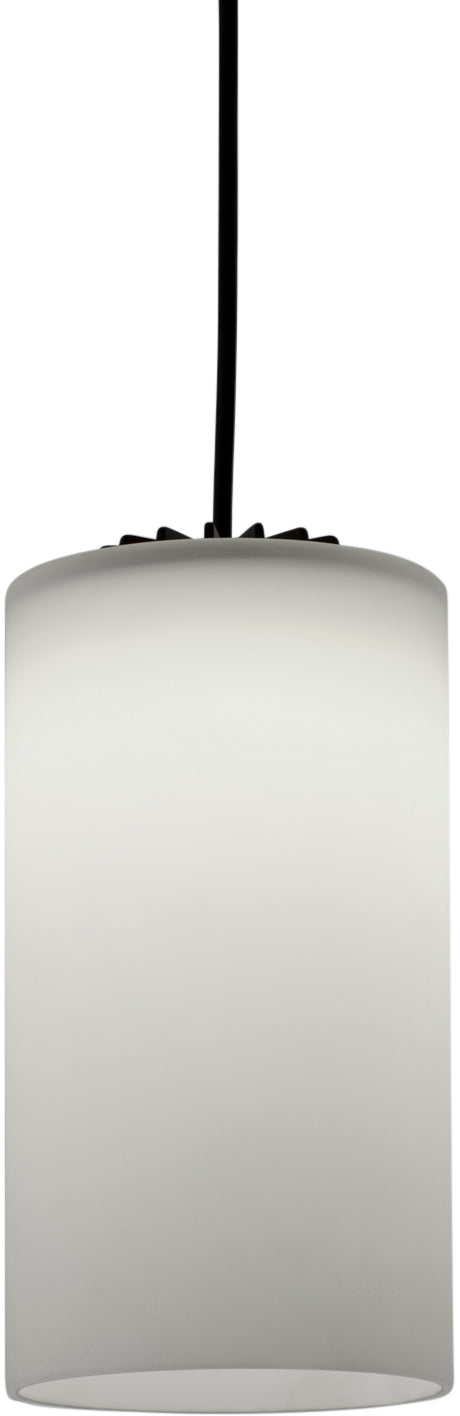 Cirio Simple Pendant - White Porcelain