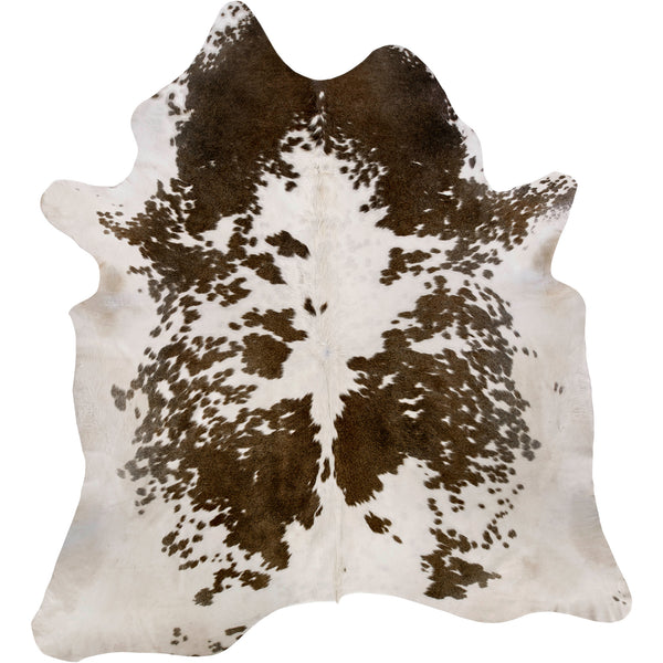 Cowhide Rug - Gris Tan White Special