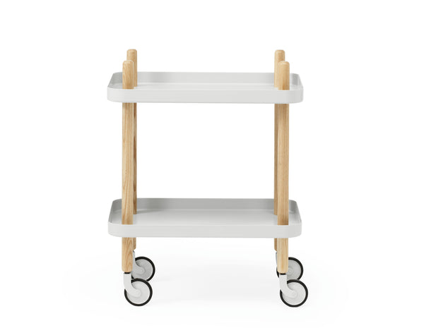 Block Mobile Side Table