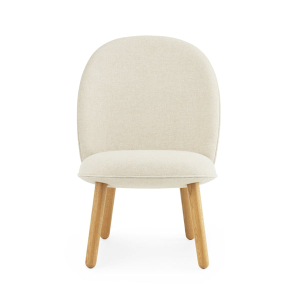Ace Lounge Chair - Oak Legs