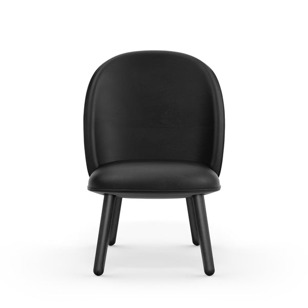 Ace Lounge Chair - Black Legs