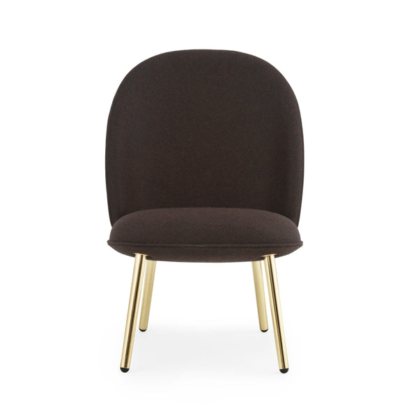 Ace Lounge Chair - Brass