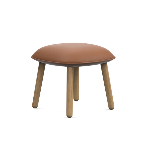 Ace Footstool - Oak Legs