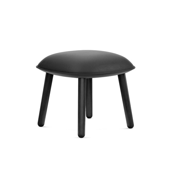 Ace Footstool - Black Legs