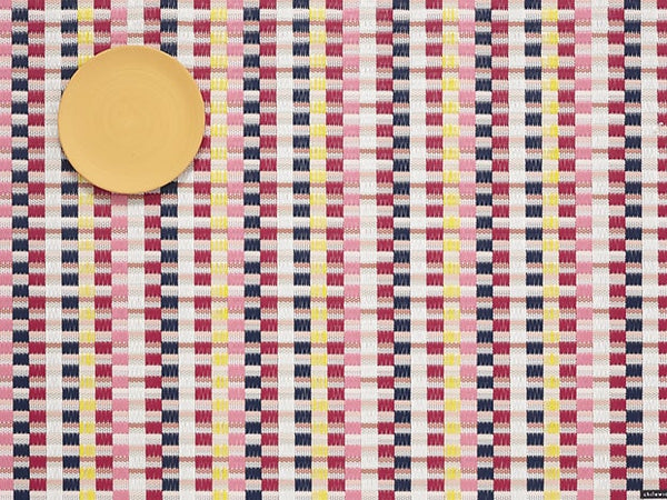 Chilewich Heddle Rectangle Placemat - Set of 4