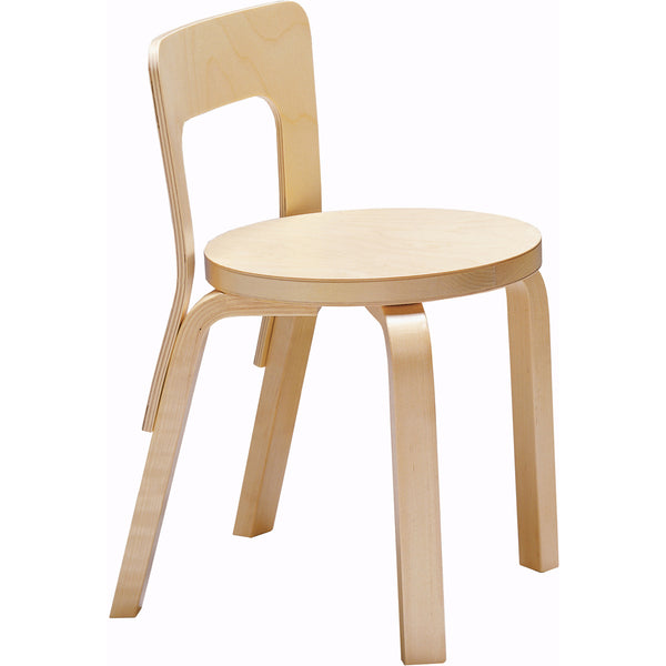 Childrens Chair N65 by Alvar Aalto