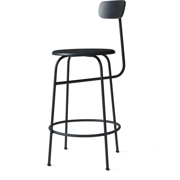 Afteroom Counter Stool - Wood Seat