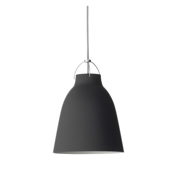 Matte Black Pendant - Large P3