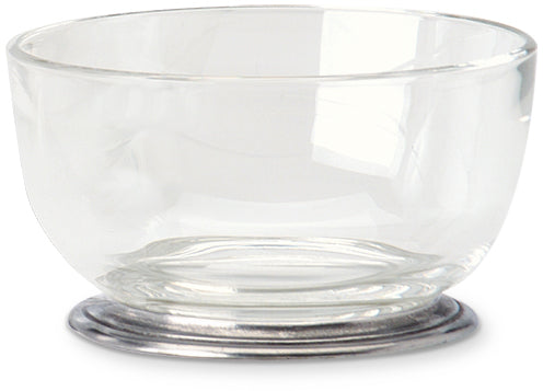 Round Crystal Bowl - Small