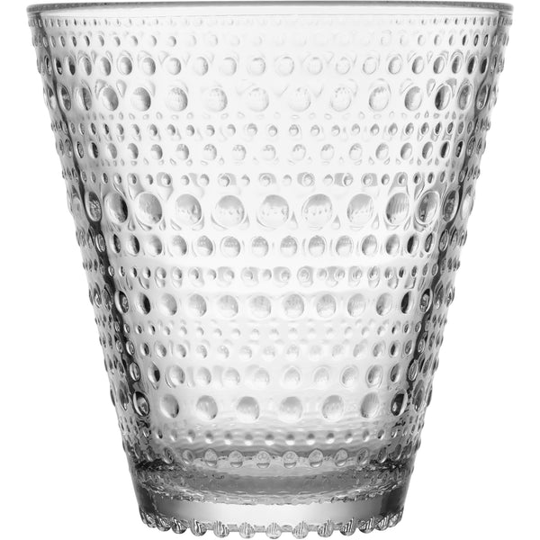 Kastehelmi Tumbler - Clear - Set of 2