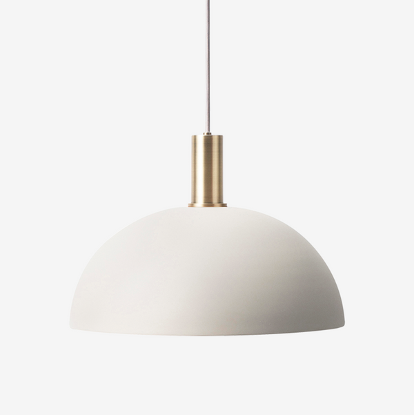 COLLECT Lighting Socket Pendant High With Shade Option
