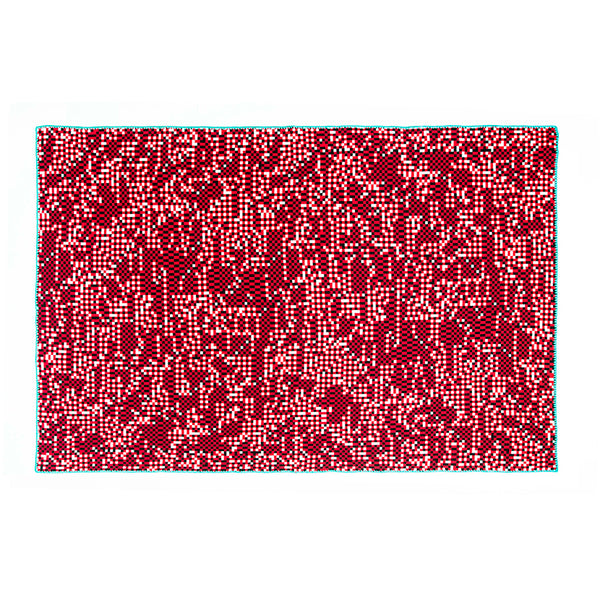 Bitmap Blanket - New York 2