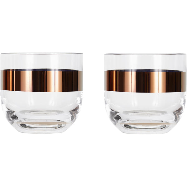 Tank Whiskey Glass - Set of 2