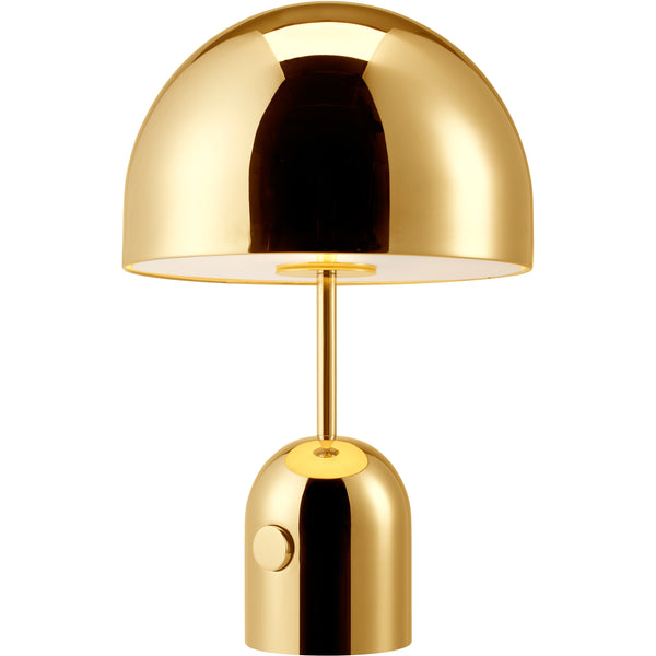 Bell Table Light - Brass