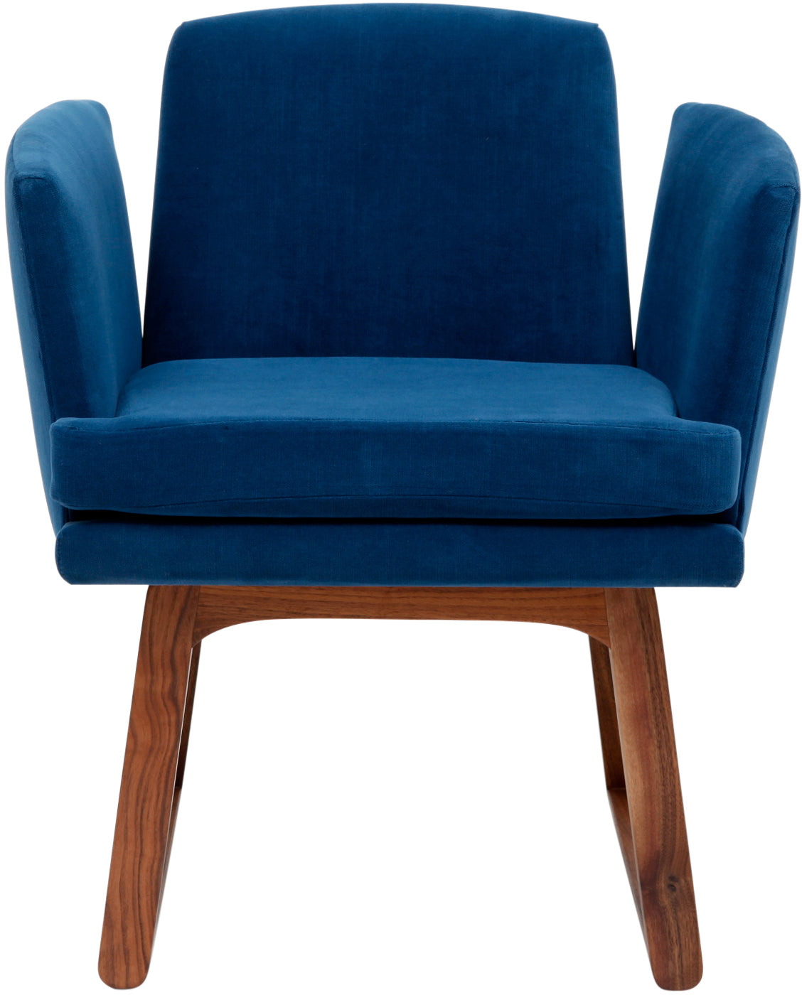 Artless Allison Chair Eggshell Walnut