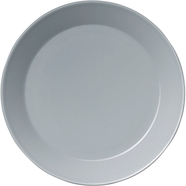 Teema Dinner Plate - Pearl Gray