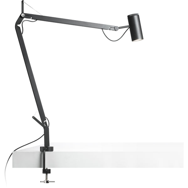 Polo Clamp Lamp