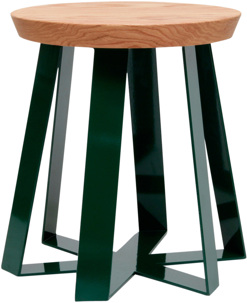 Artless ARS Stool Oak Red