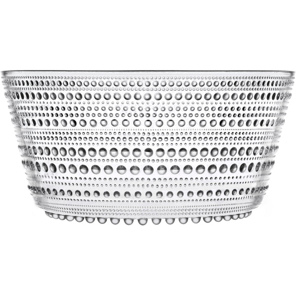 Kastehelmi Serving Bowl - Clear