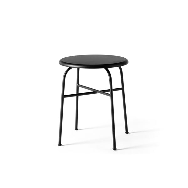 Afteroom Stool - Wood Seat