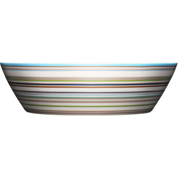 Origo Serving Bowl - Brown