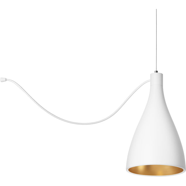 Swell String Single Pendant - Indoor/Outdoor