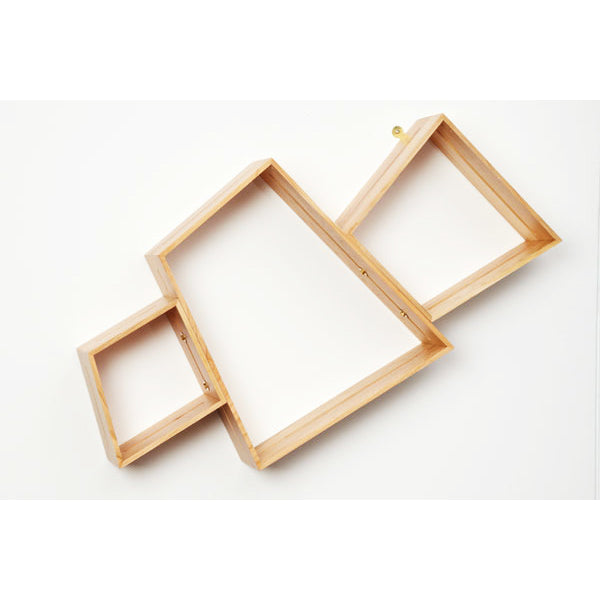 Sum Shelving System3 Shelf Set - SCP