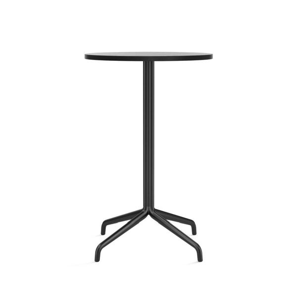 "Harbour Column Counter Table - 24"" Dia with Feet"