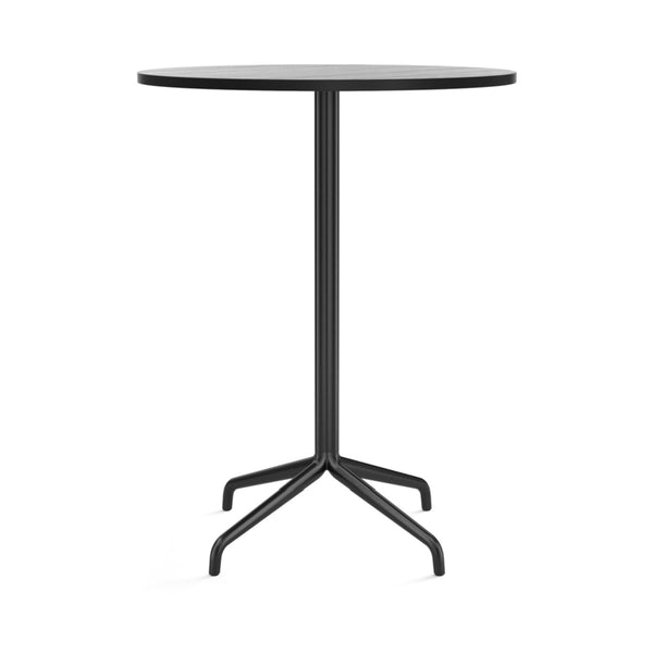 "Harbour Column Bar Table - 32"" Dia with Feet"