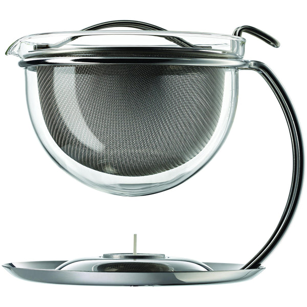 Mono Filio Teapot with Integrated Warmer - .6L