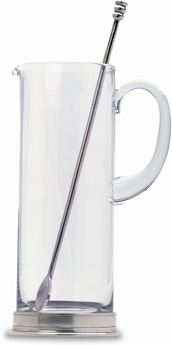 Martini Pitcher & Stirrer Set