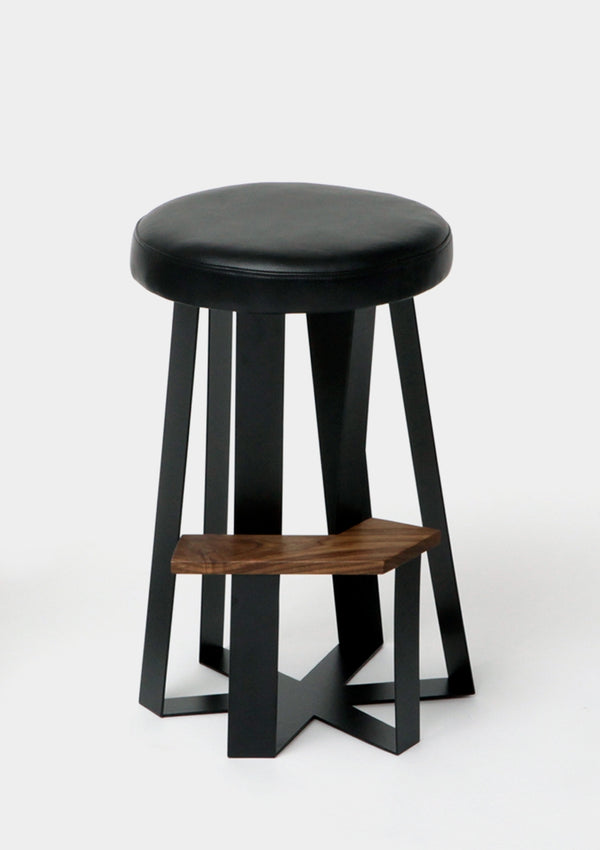 ARS Counter Stool - Leather
