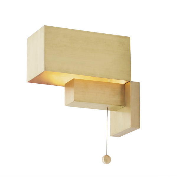 Archetype Block Sconce