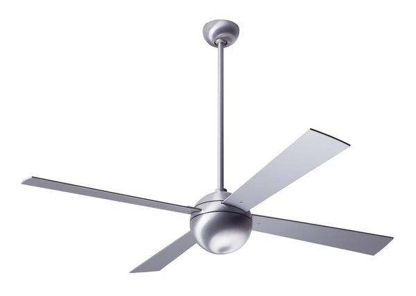 Ball Ceiling Fan - Aluminum