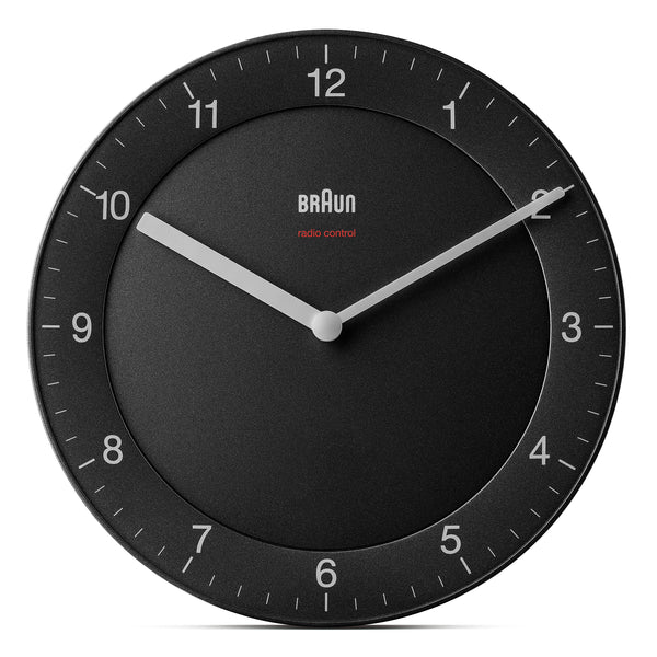 BC06 Classic Analogue Wall Clock