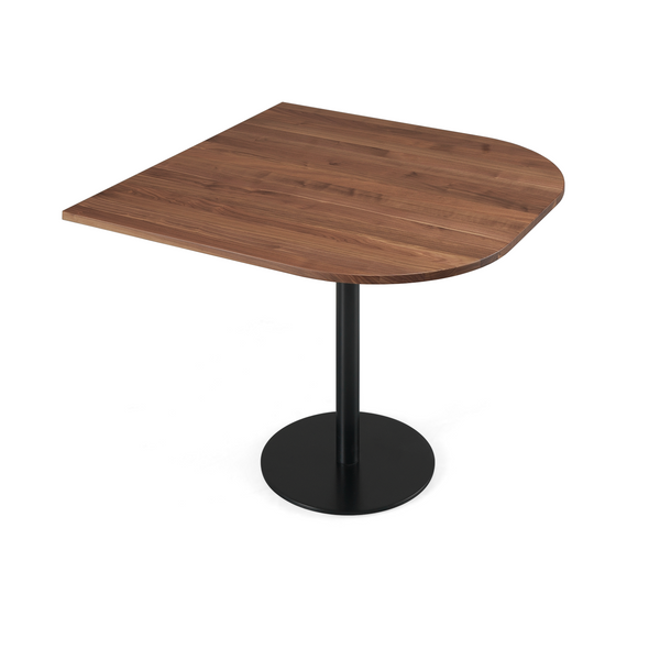 Bistro Curved Table