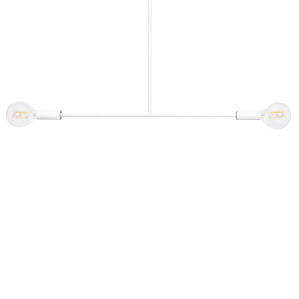 Andrew Neyer Barbell Light 18 White