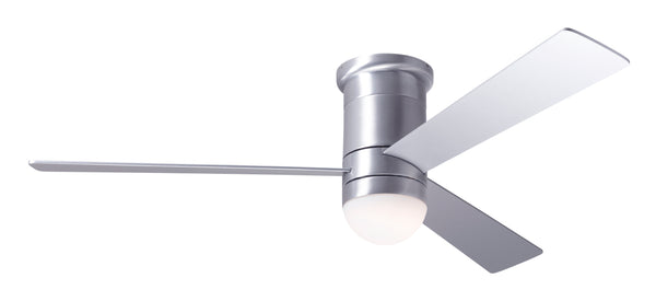 Cirrus DC Flush Ceiling Fan With LED Light