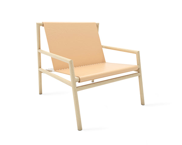 Gallagher Lounge Chair - Natural