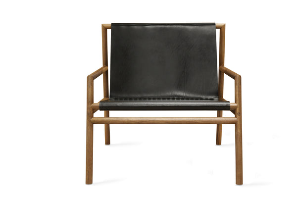 Gallagher Lounge Chair - Black