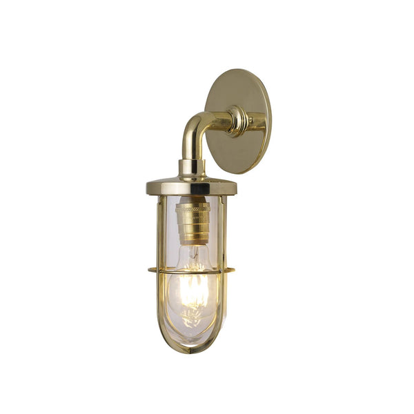 Weatherproof Ship's Well Wall Light