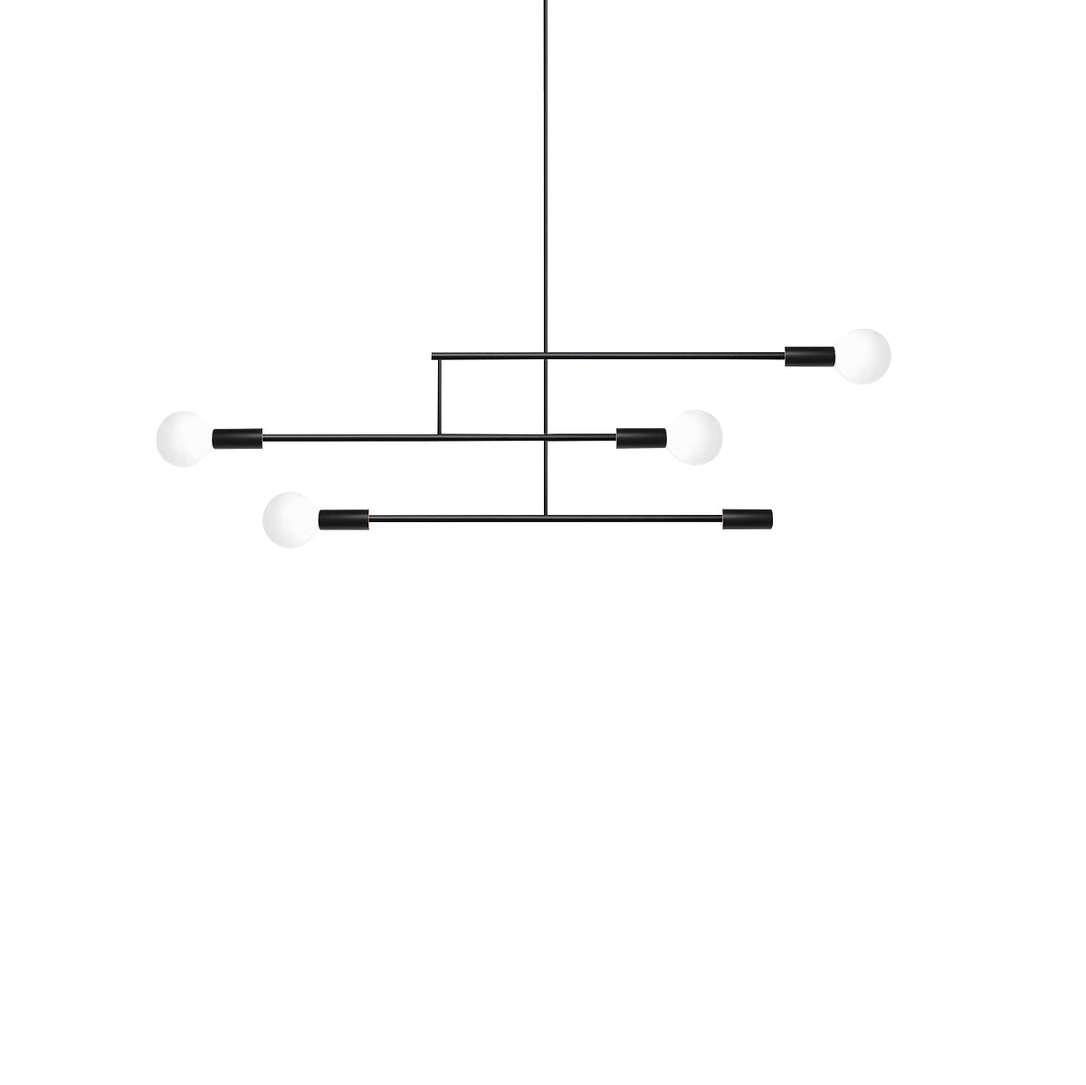 Andrew Neyer Mobile Light 3 Arm 18 Black