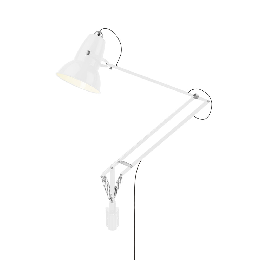 Anglepoise Original 1227 Giant Outdoor Wall Mounted Lamp Alpine White